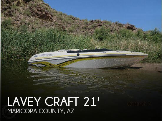 Lavey Craft XTSKI Bowrider 1998 Lavey Craft XTSKI Bowrider for sale in Mesa, AZ