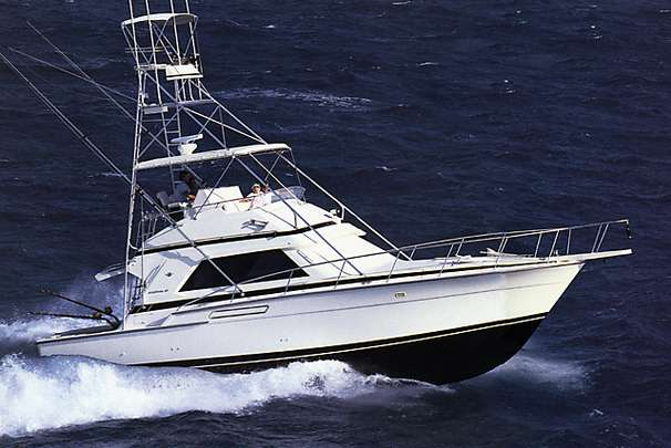 Bertram 43 Convertible Manufacturer Provided Image