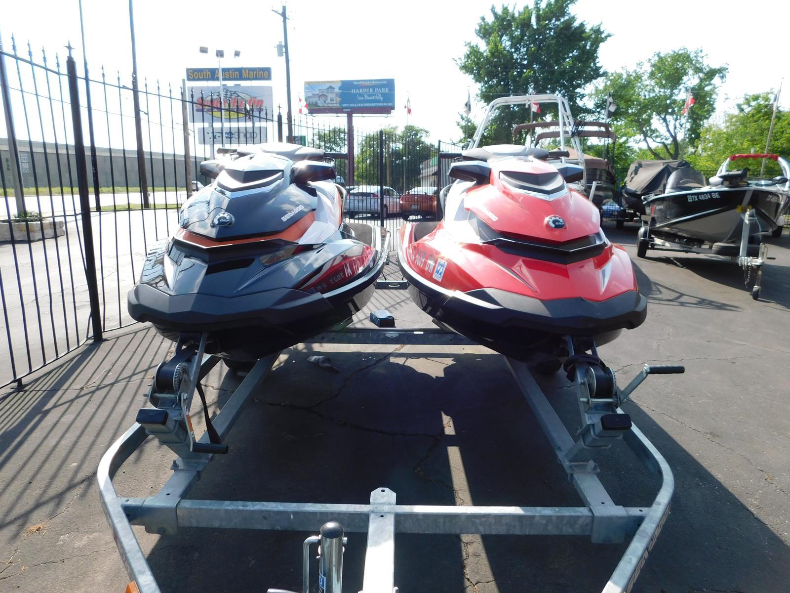 Sea-Doo Sport Boats GTI SE 130