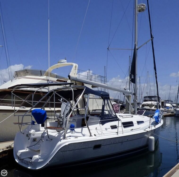 Hunter 33 2007 Hunter 33 for sale in National City, CA