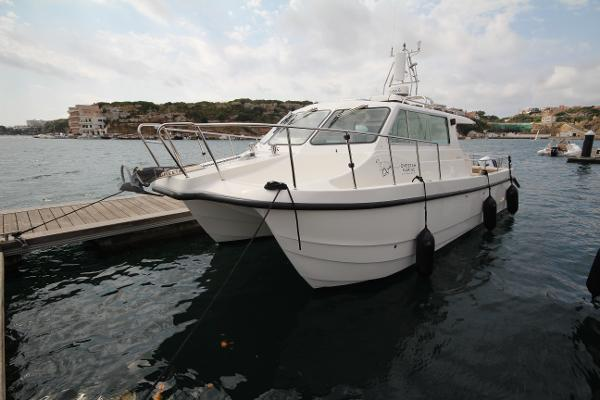Cheetah Marine CATAMARAN 9.0