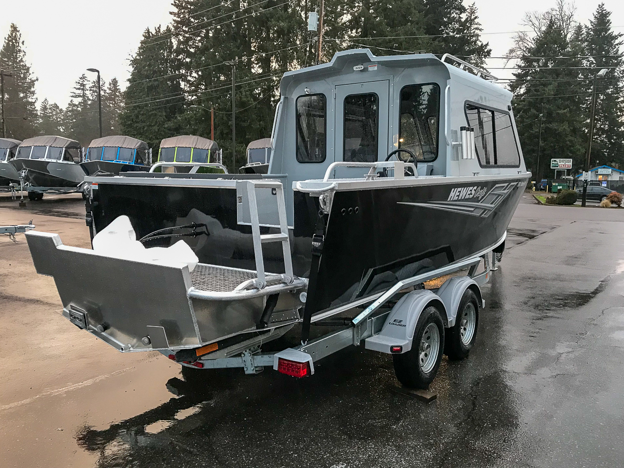 Hewescraft 220 Ocean Pro HT - ON ORDER