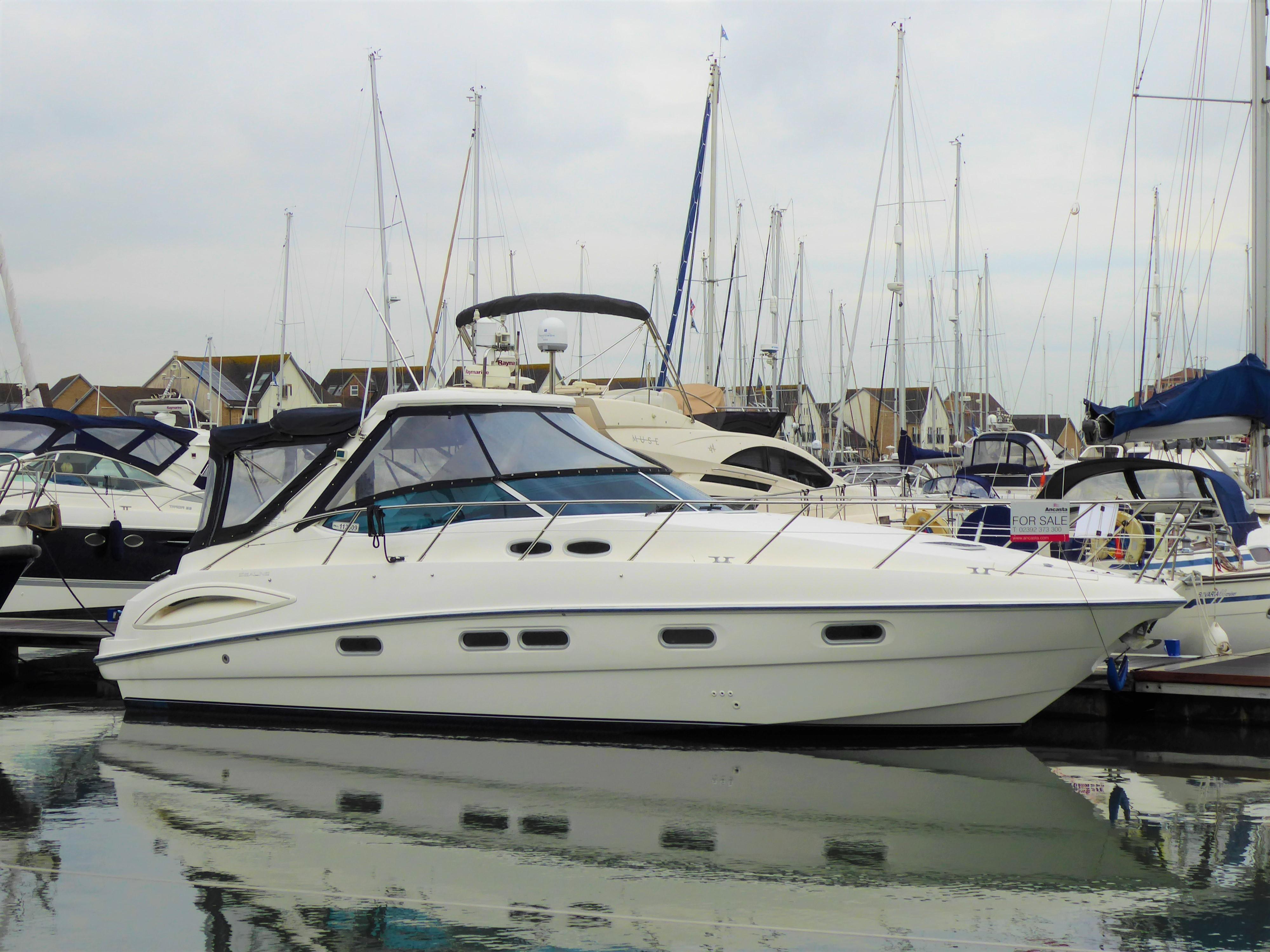 Sealine S38 Sealine S38 - Profile