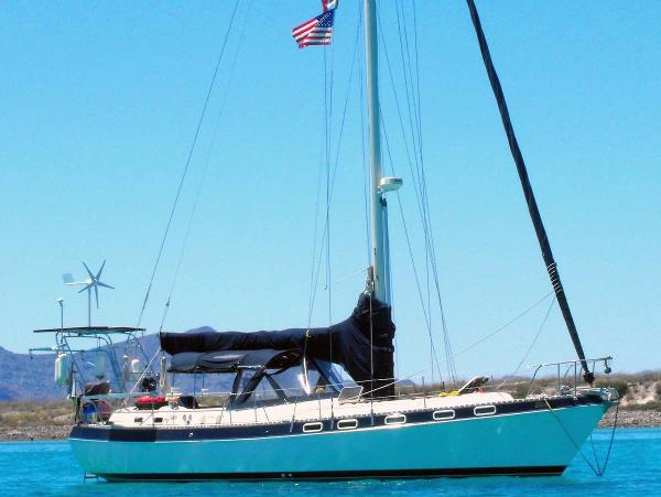Morgan Catalina Classic 41 Profile