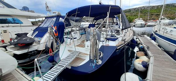 Jeanneau Sun Odyssey 49 DS / Owners