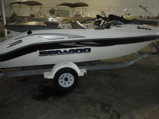 SeaDoo Boats 1800 Challenger