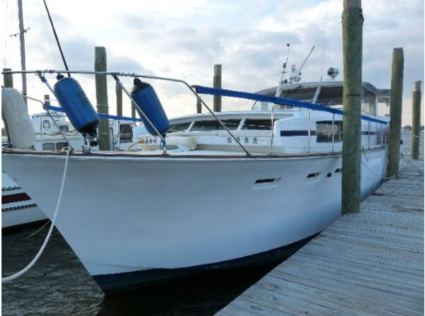 Chris Craft 58 Roamer