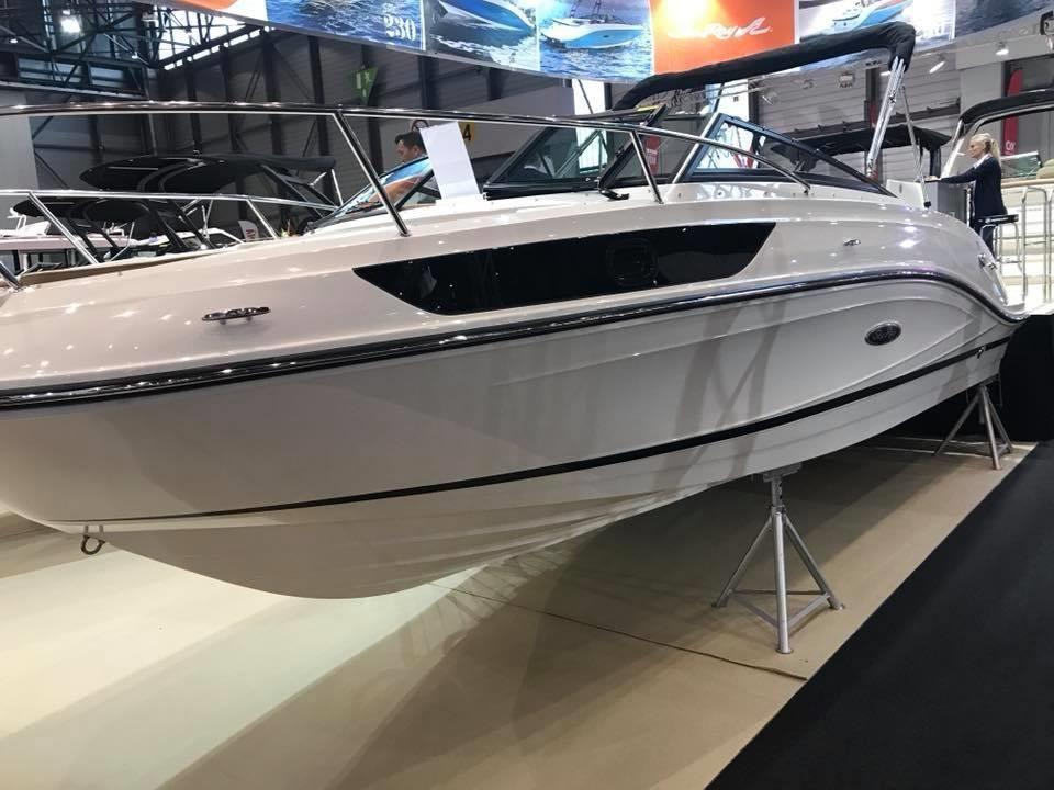 Sea Ray 230 Sun Sport LTD