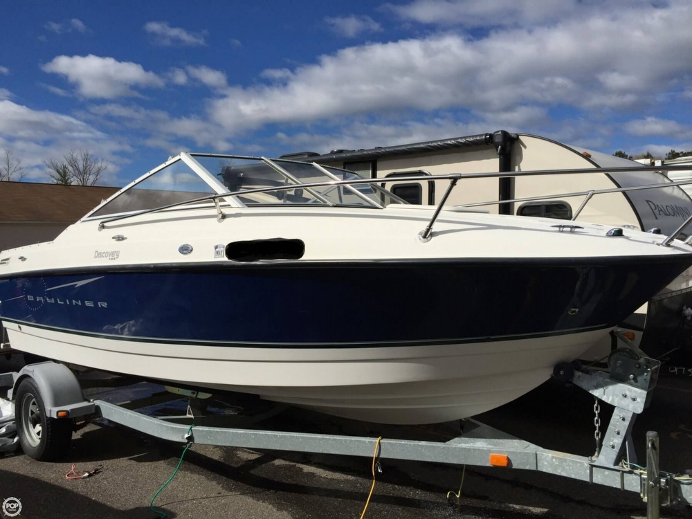 Bayliner 192 Discovery 2007 Bayliner 195 Discovery for sale in Chester, VA