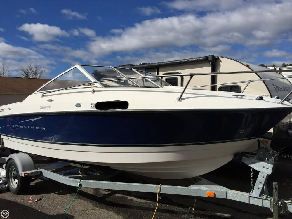 Bayliner 192 Discovery 2007 Bayliner 192 Discovery for sale in Chester, VA