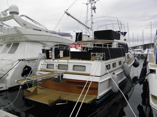 Grand Banks 46 Motoryacht