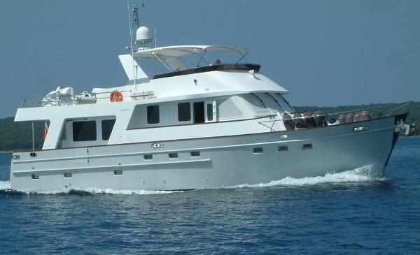 Custom 64' Trawler Motor Yacht