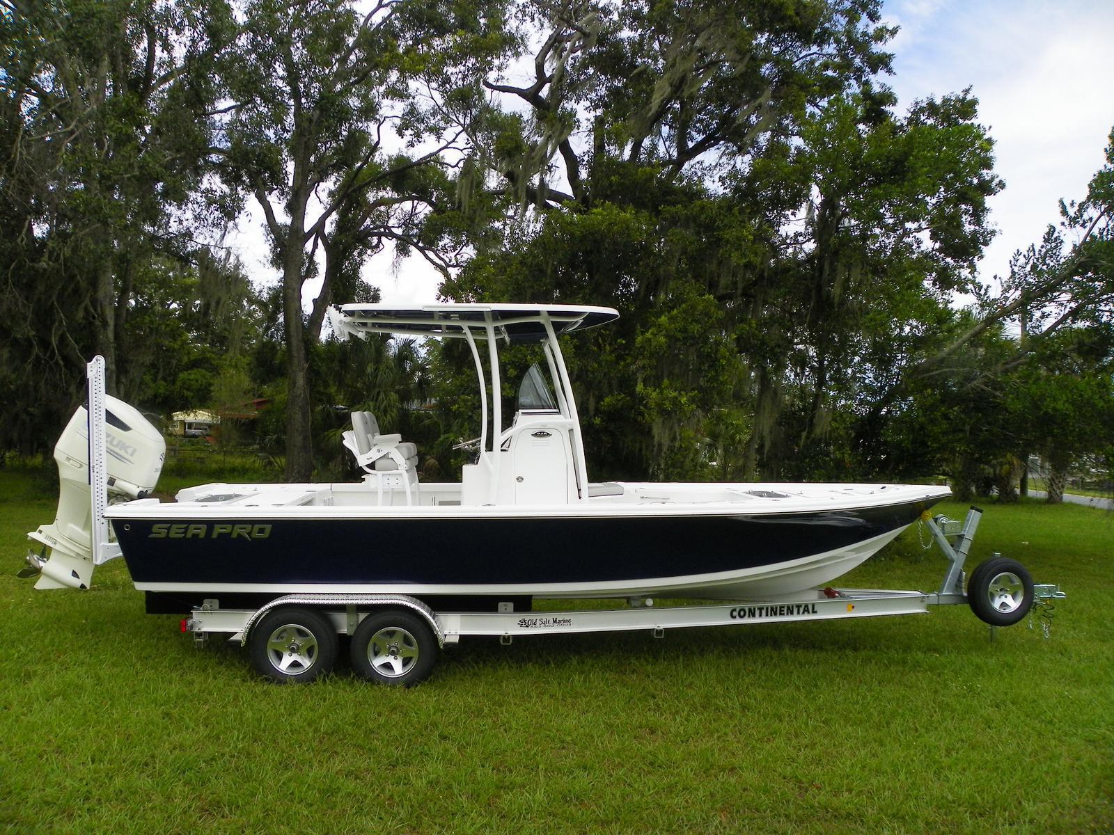 Sea Pro 248 DLX BAY