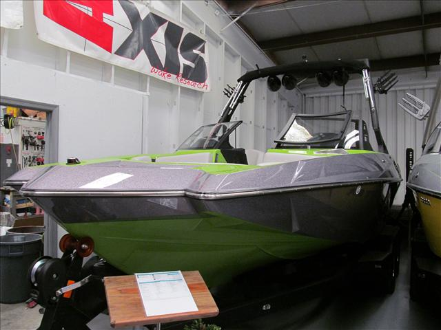 Axis Wake Research A22 Surf gate and Auto Wedge