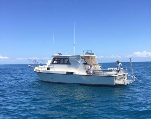 Delta Marine Dive Boat Profile