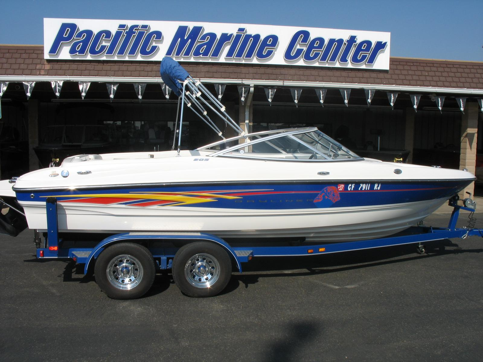Bayliner International 205 Bayliner BR