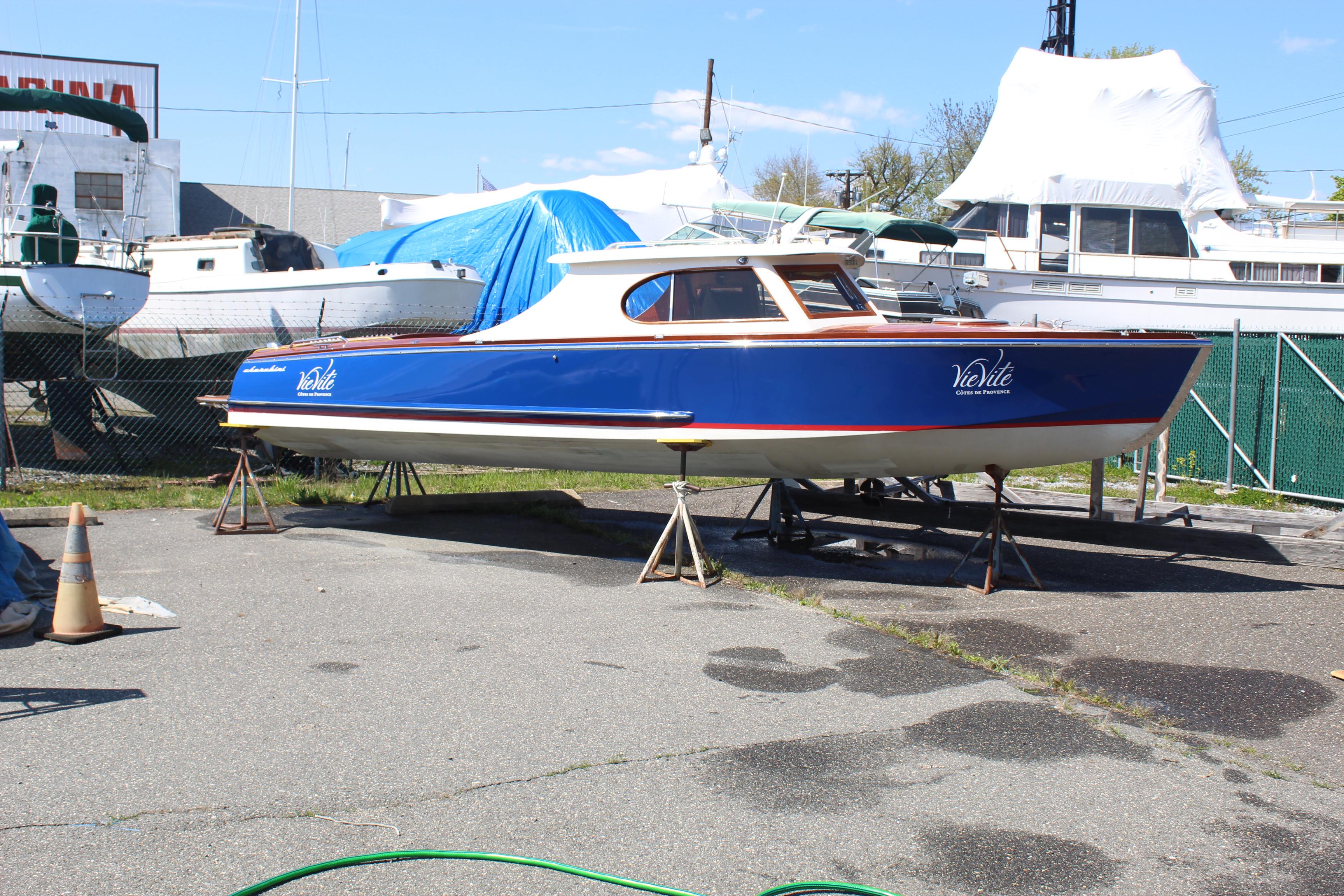 Cherubini 255 Sport Cruiser