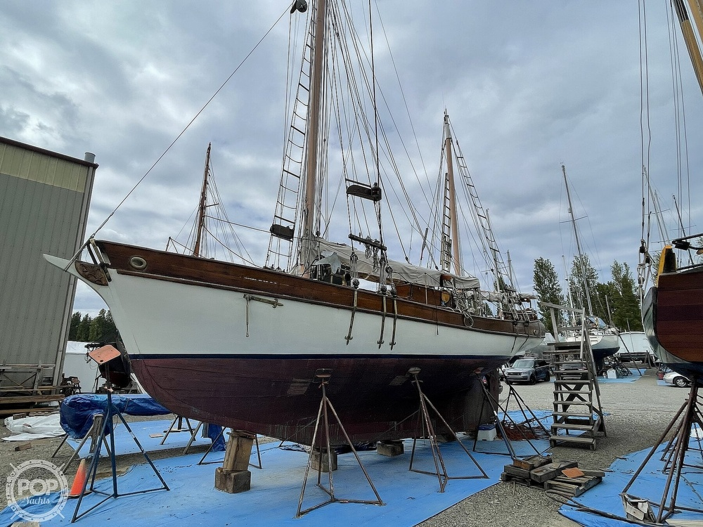 Armstrong 52 1968 Armstrong 52 for sale in Port Townsend, WA