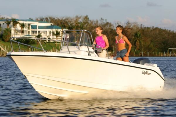 Edgewater 170CC Center Console