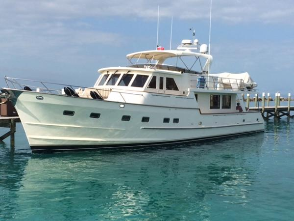 Alaskan Raised Pilothouse