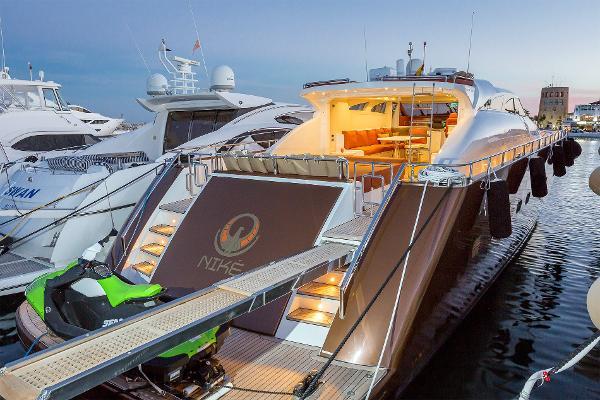 Tecnomar Velvet 26 Nikeyachts