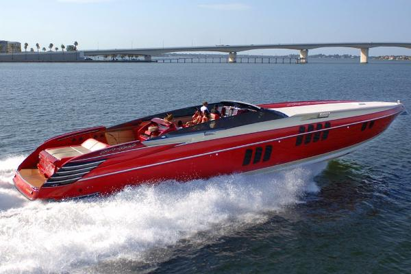 Nor Tech 80 Roadster Yacht