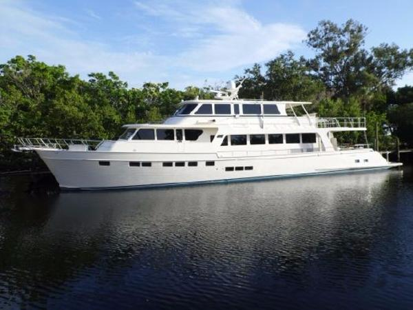 Marlow 97E 97' Marlow Expedition Motor Yacht MISS B HAVEN
