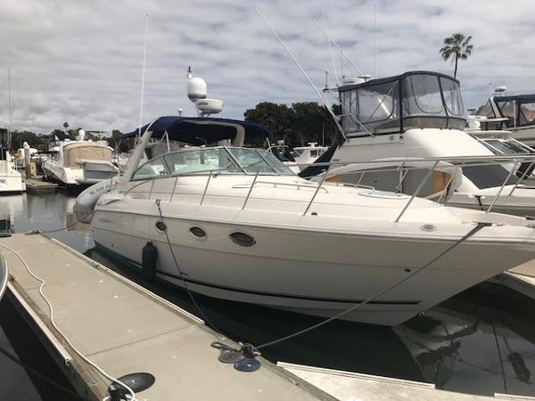 Monterey 322 Cruiser Good Karma 2002 Monterey 322