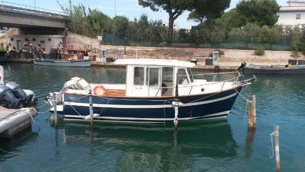 Custom Rhéa Marine 730  Fishing FB 1