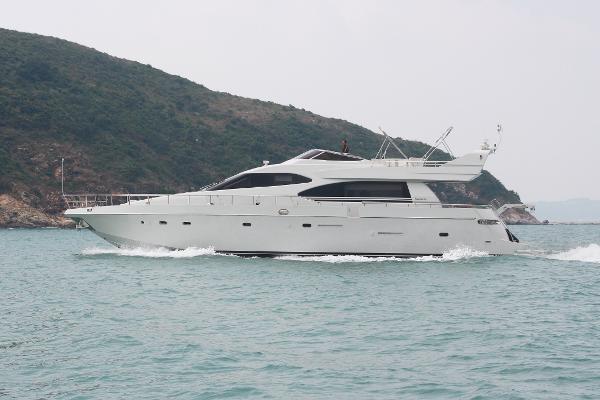 Tecnomarine 75 Motor Yacht