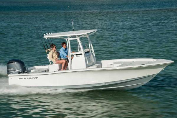 Sea Hunt BX 24 BR Manufacturer Provided Image