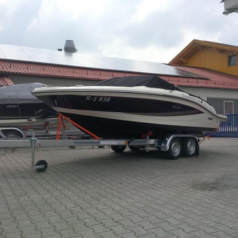 Sea Ray 19 SPX lieferbar