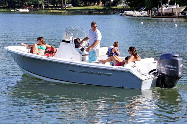 Sea Hunt Ultra 196 Manufacturer Provided Image
