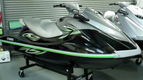Yamaha 2011 VX Deluxe