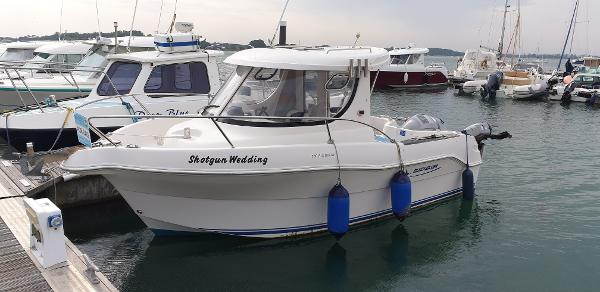 Quicksilver 580 Quicksilver 580 Pilothouse