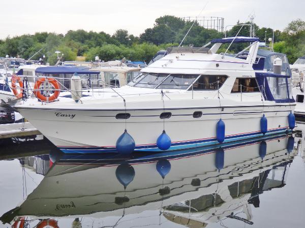 Princess 415 Princess 415 - Tingdene Boat Sales