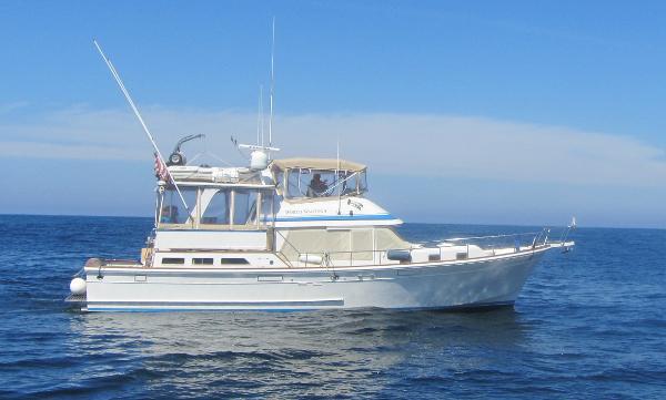 Offshore Yachtfisher