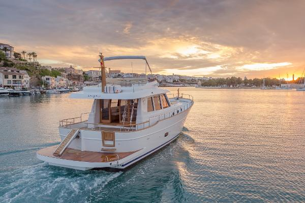 Sasga Yachts Menorquin 54 Flybridge Sasga Menorquin 54 Flybridge for sale