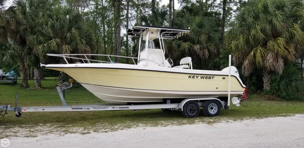 Key West 2300 Bluewater 2006 Key West 2300 CC Bluewater for sale in Lake Worth, FL