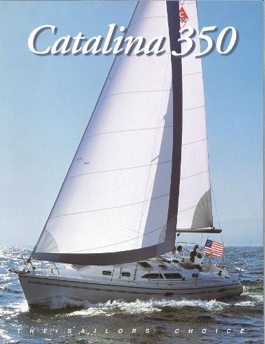Catalina 350 Catalina 350 Brochure