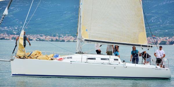 Custom Marina 36 Sport