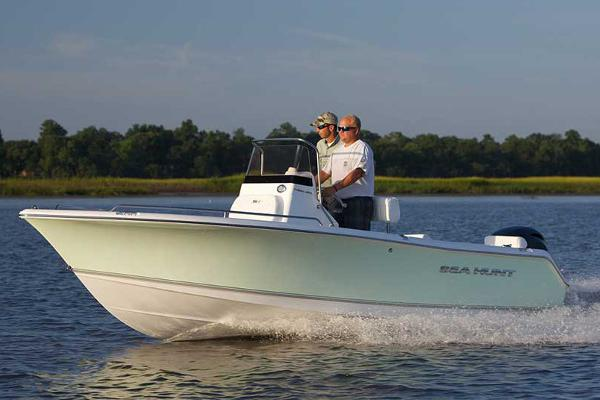 Sea Hunt Triton 188 Manufacturer Provided Image