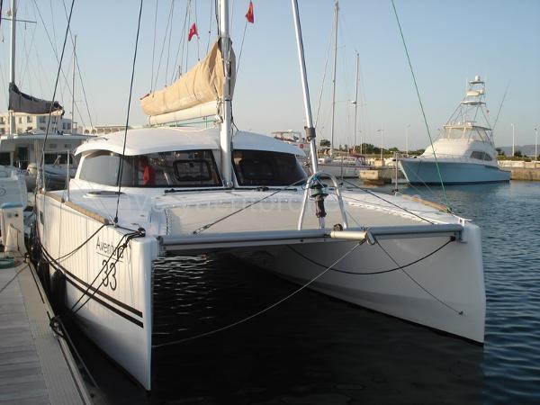 STGI Marine Aventura 33 AYC - Aventura 33