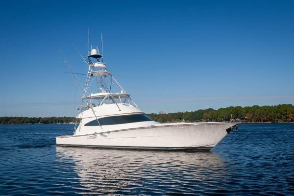 Viking 68 Convertible 2019 Viking 68 Cnv Starboard Profile