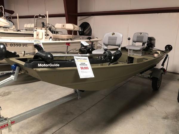 Lowe Boats L1436L Jon