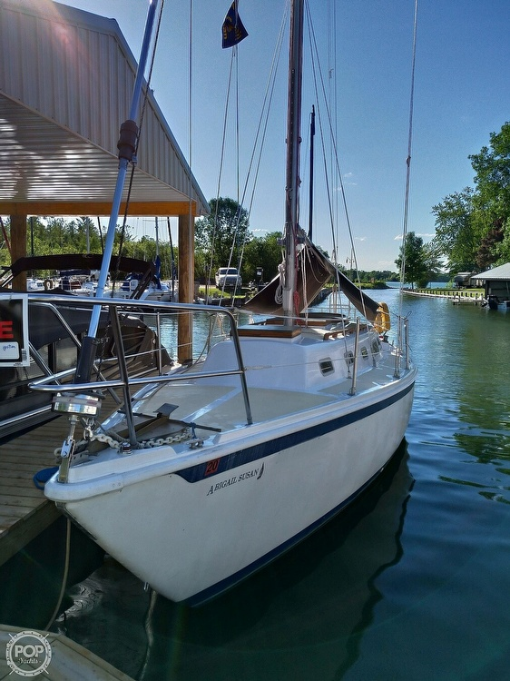 Ericson 32 1976 Ericson Yachts 32 for sale in Walker, MN