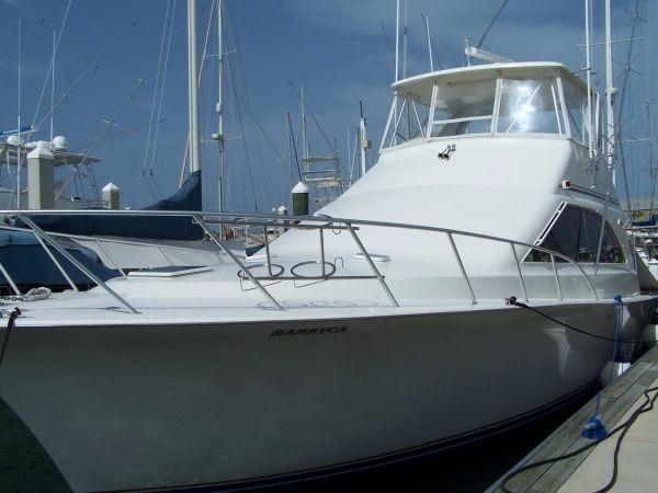 Ocean Yachts 48 Super Sport Profile