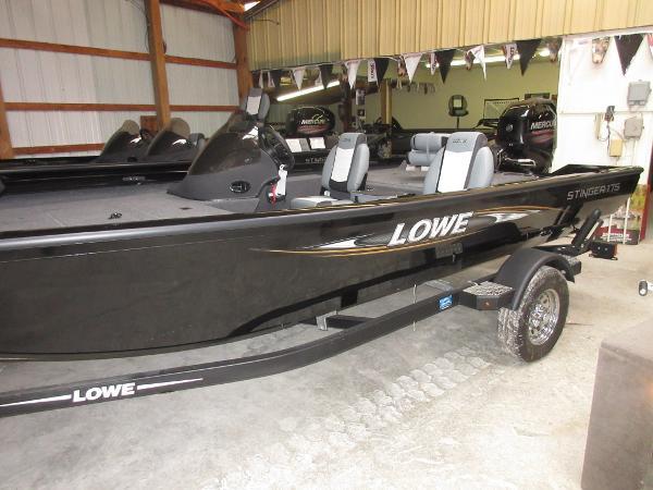 Lowe 175 Stinger