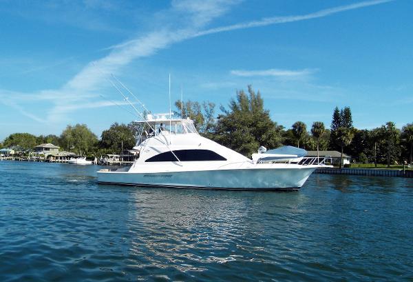Ocean Yachts Convertible Miss Kary Lee