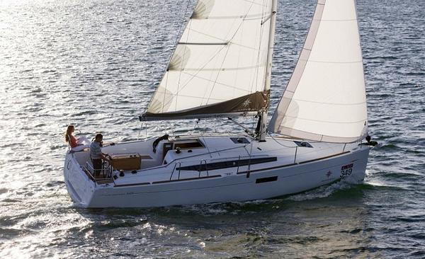 Jeanneau Sun Odyssey 349 Manufacturer Provided Image: Manufacturer Provided Image